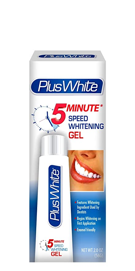 Amazon Com Plus White 5 Minute Premier Speed Whitening Gel 2 0