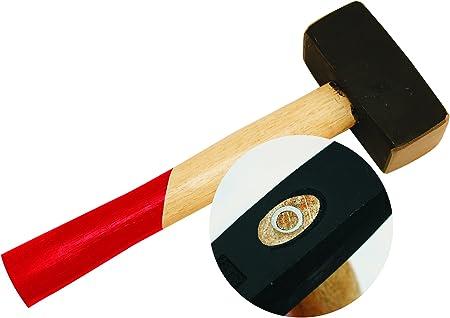 BGS 3865 1000 g Massette avec manche de bois