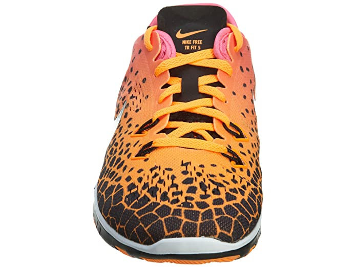 new concept c874d 5d70f Amazon.com   NIKE Womens Free 5.0 TR Fit 5 PRT   Fashion Sneakers