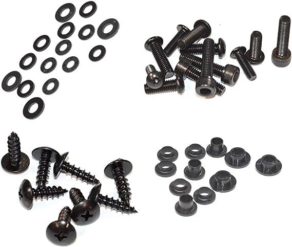 Fairing Bolt Kit body screws fasteners for Honda CBR 600RR 2009-2010 Stainless