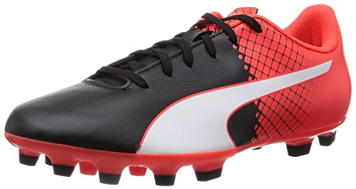 Puma Evospeed 5.5 Ag Scarpa da Calcio Nero black White Red blast 03 42.5