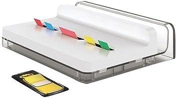 Post-It SLIM680 - Dispensador de etiquetas adhesivas (3 ranuras, 240 etiquetas)