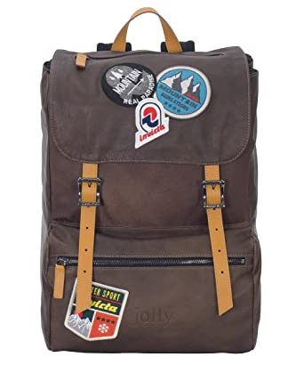 clear and distinctive promo codes 2019 real Amazon.com | Backpack INVICTA - MY JOLLY Brown - Real ...