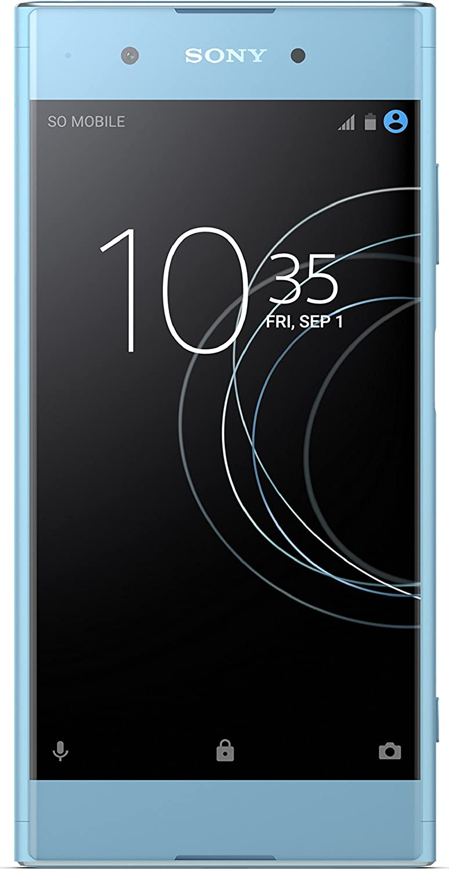 Sony Xperia XA1 Plus Smartphone da 32 GB, Blu [versione Italia]