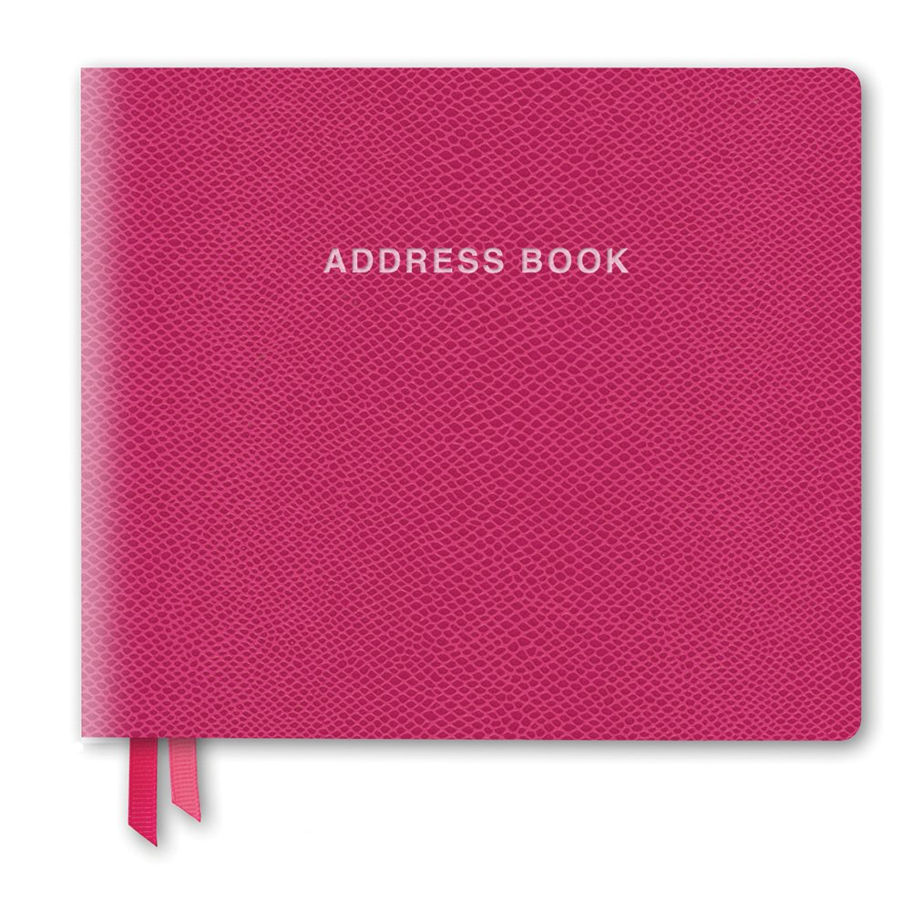 the family address book pink mum s office