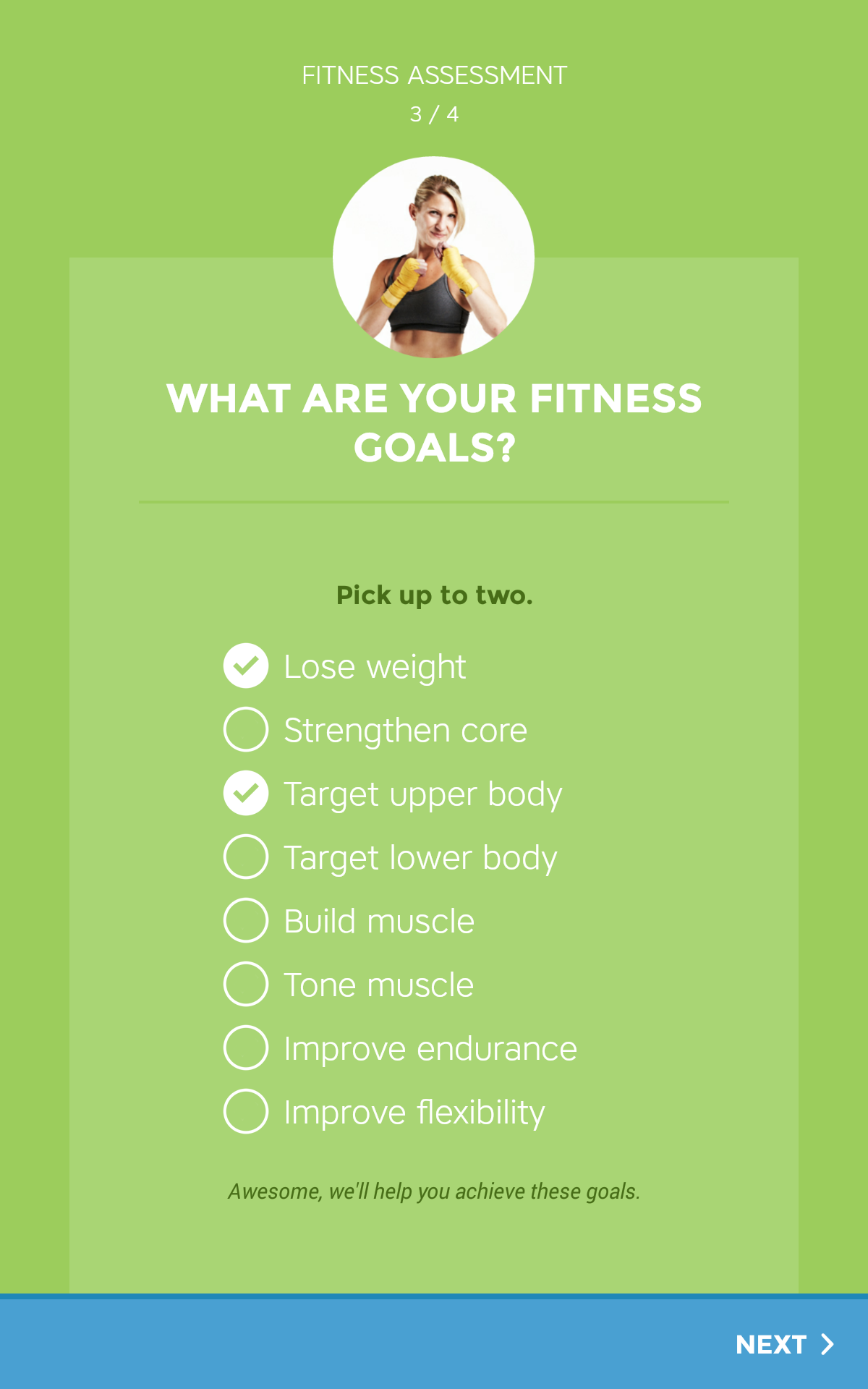 Amazon workout trainer personal fitness coach exercise amazon workout trainer personal fitness coach exercise community appstore for android xflitez Choice Image