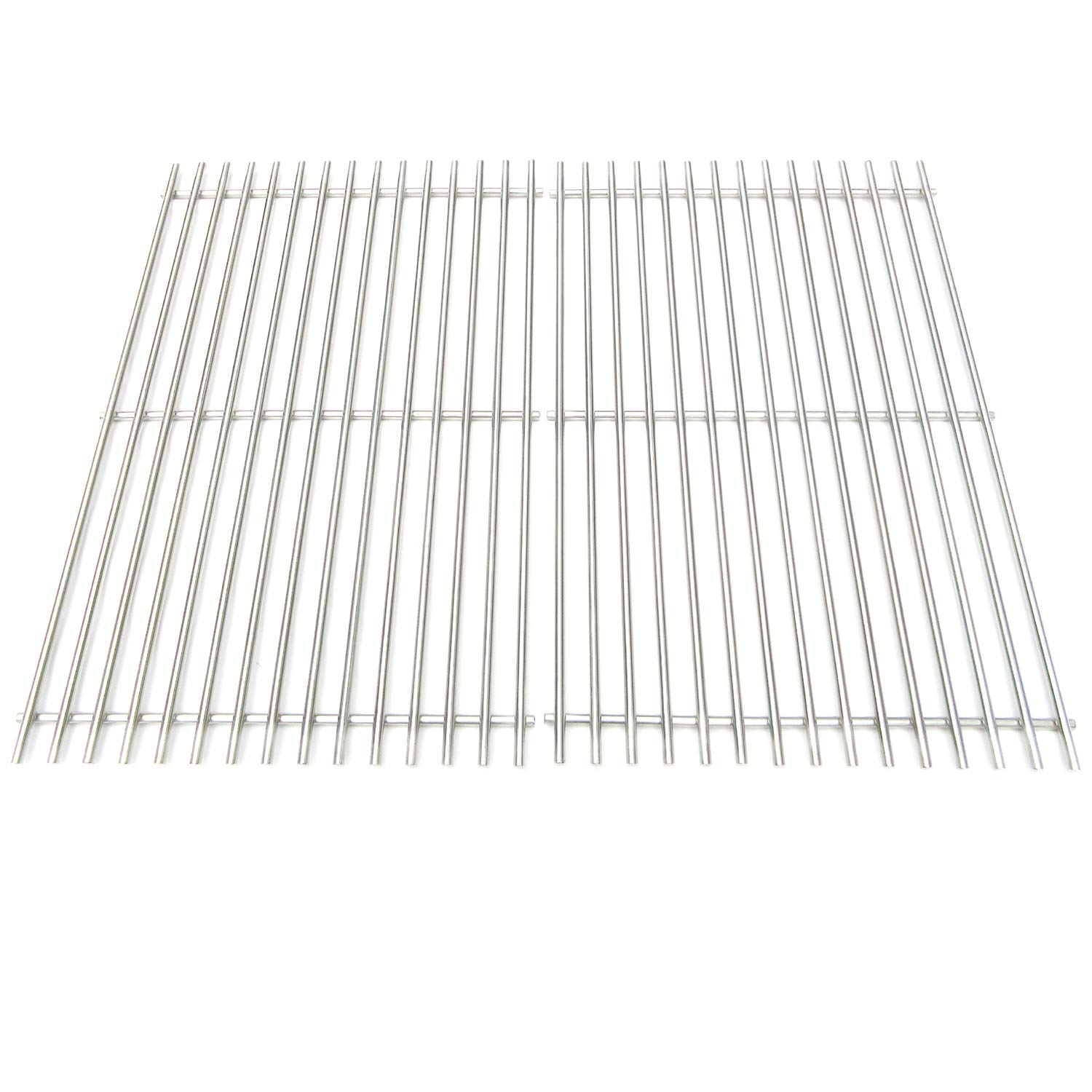 Direct store Parts DS114 Solid Stainless Steel Cooking grids Replacement for Weber Genesis E and S series gas grills, Lowes Model Grills , Weber Original Part 7528 (Aftermarket Parts) by Direct store