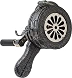 Vixen Horns Loud Hand Crank Manual Operated Portable Metal Alarm/Siren (Air Raid) VXS-1000M