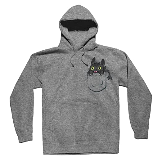 Pocket toothless how to train your dragon unisex printed custom pocket toothless how to train your dragon unisex printed custom hoodies sweater ccuart Image collections
