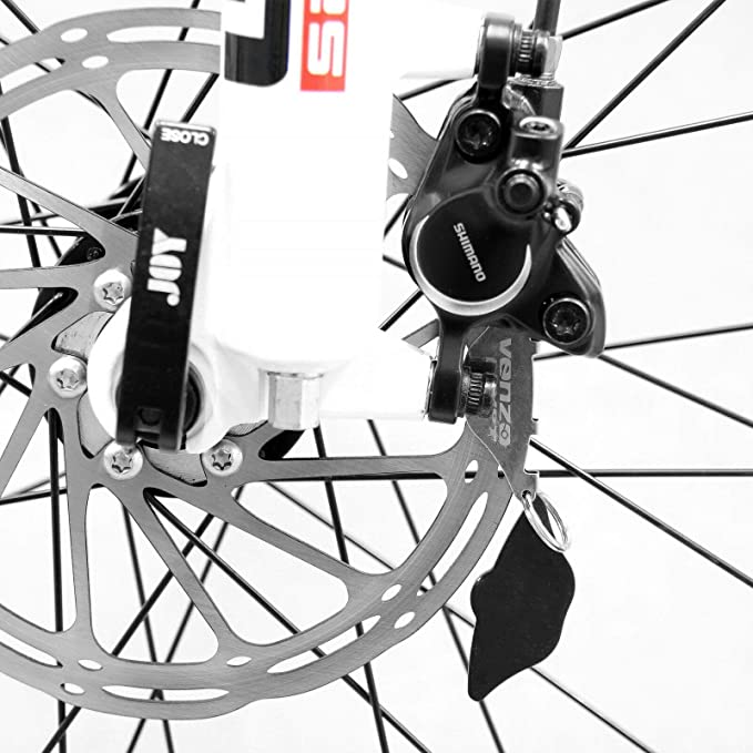 Venzo Bike Bicycle Disc Brake Pad and Rotor Alignment Tool