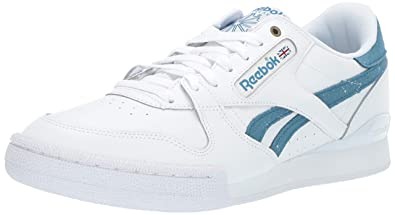 Reebok Men s Phase 1 PRO Sneaker White Multi Fuji 3.5 ... 355c5617f