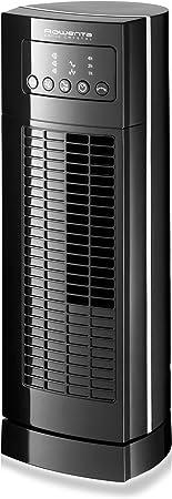 Rowenta Artik Crystal Ventilador Torre De Pie, 30 W, Metal ...