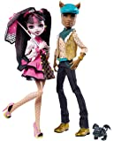 Monster High Draculaura and Clawd Wolf Pack