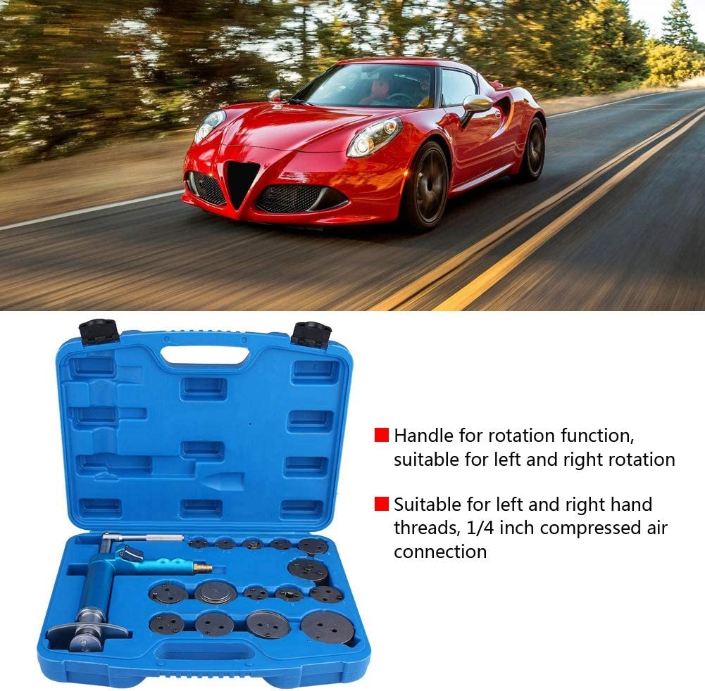 Repousse Piston Frein Pneumatique Jeu Repousse-Piston pour /Étriers de Frein Air comprim/é Frein /à Disque Pneumatique Outil de R/éparation de Piston de Frein /à Air