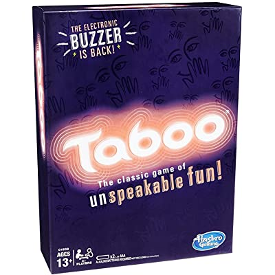Taboo Game: Hasbro: Toys & Games