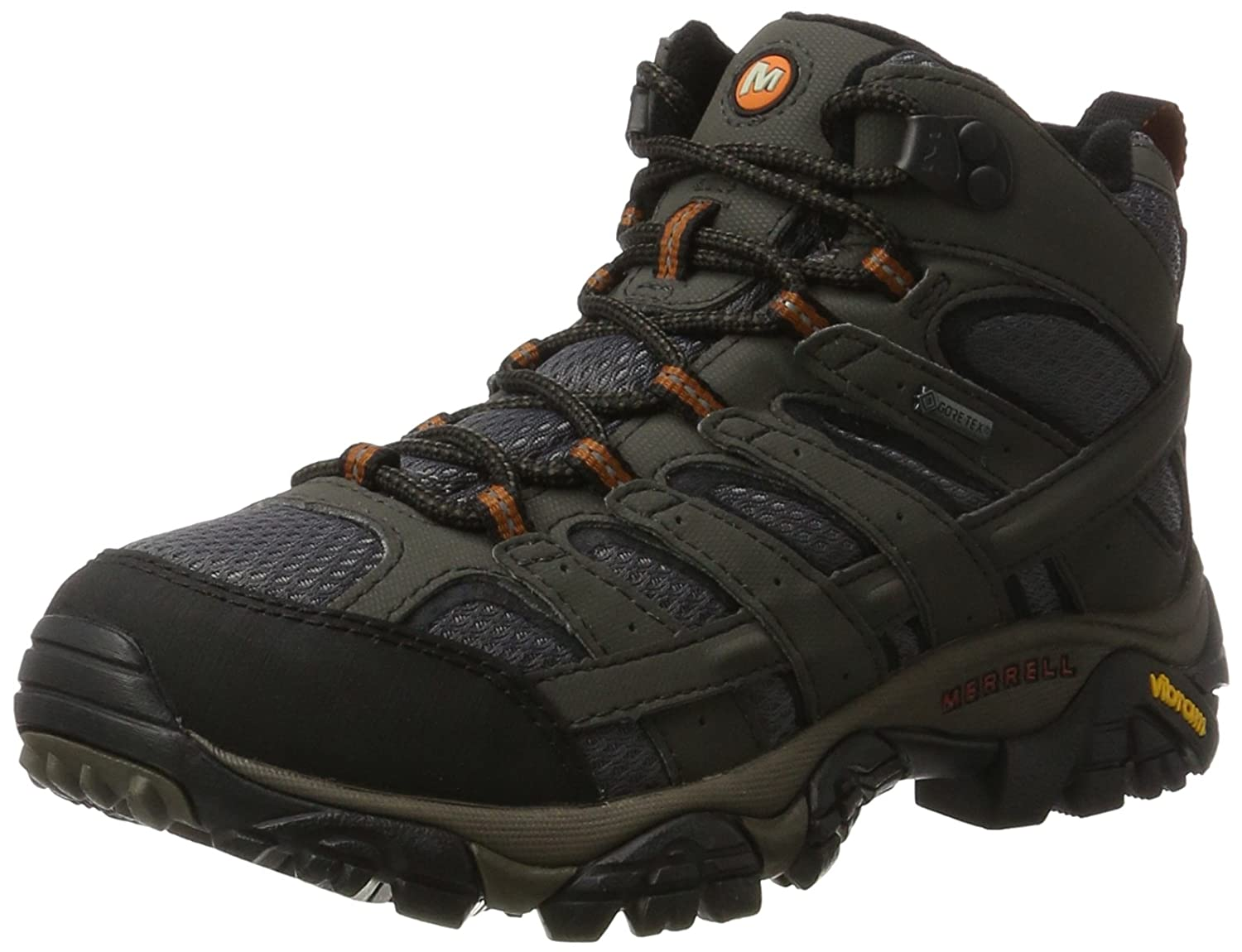 Merrell Women's Moab 2 Mid GTX Hiking Boot B072MB5PGL 10 B(M) US|Beluga