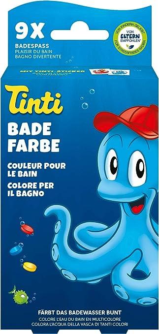 Couleurs pour Le Bain 3+1 Gratuit 20000160 Tinti