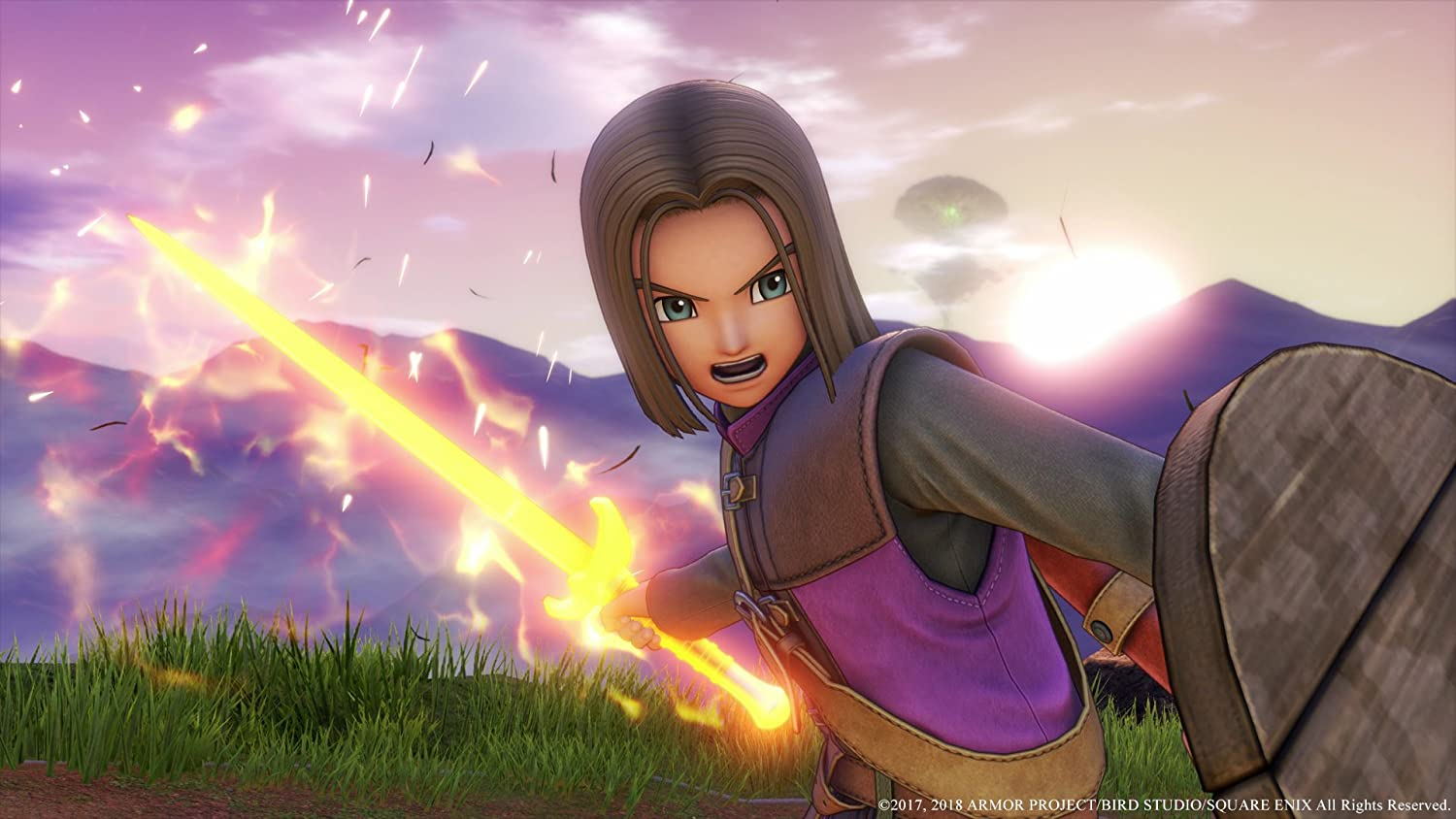 Amazon com: DRAGON QUEST XI: Echoes of an Elusive Age