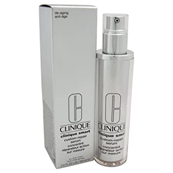 6 Pack - Clinique Smart Custom-Repair Serum 1.7 oz White Egret Hydrating Retinyl Cream, 8 Oz