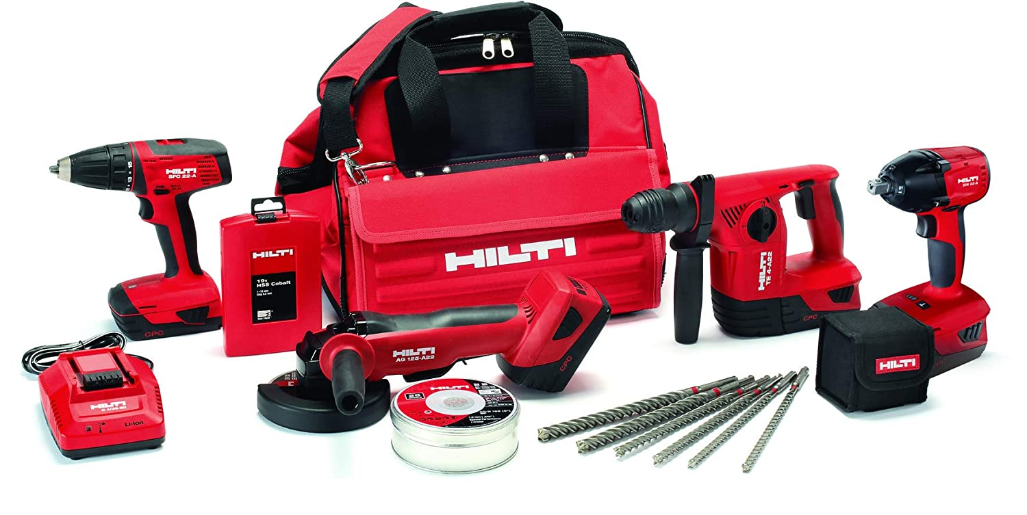Amazon.com: HILTI 3536731 SF 2h-a & Sid 2-A & SFD 2-A ...