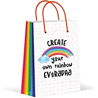 Premium Rainbow Party Bags, Party Favor Bags, New, Treat Bags, Gift Bags, Goody Bags, Party Favors, Party Supplies…