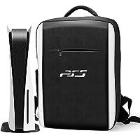 حقيبة لابتوب، حقيبة لتخزين PS5، حقيبة متوافقة مع PS5، الاصدار الرقمي، حقيبة تخزين محمولة بشاحن، حقيبة سفر