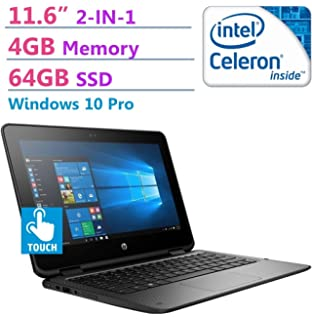 2018 HP ProBook 2-in-1 Convertible 11.6