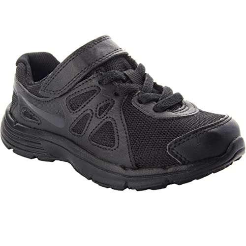 60cf2bfdb39b35 Nike Boy s Revolution 2 Velcro Shoes  Buy Online at Low Prices in ...