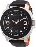 Boss Orange Herren-Armbanduhr Analog Leder 1512669