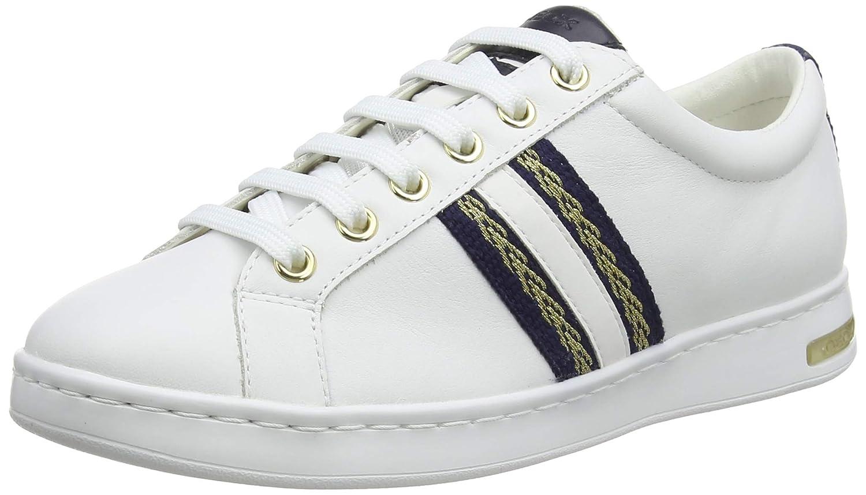 Geox Womens D Jaysen a Low-Top Sneakers