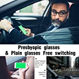 Akicon Driving and Fishing Bifocal Reading Glasses