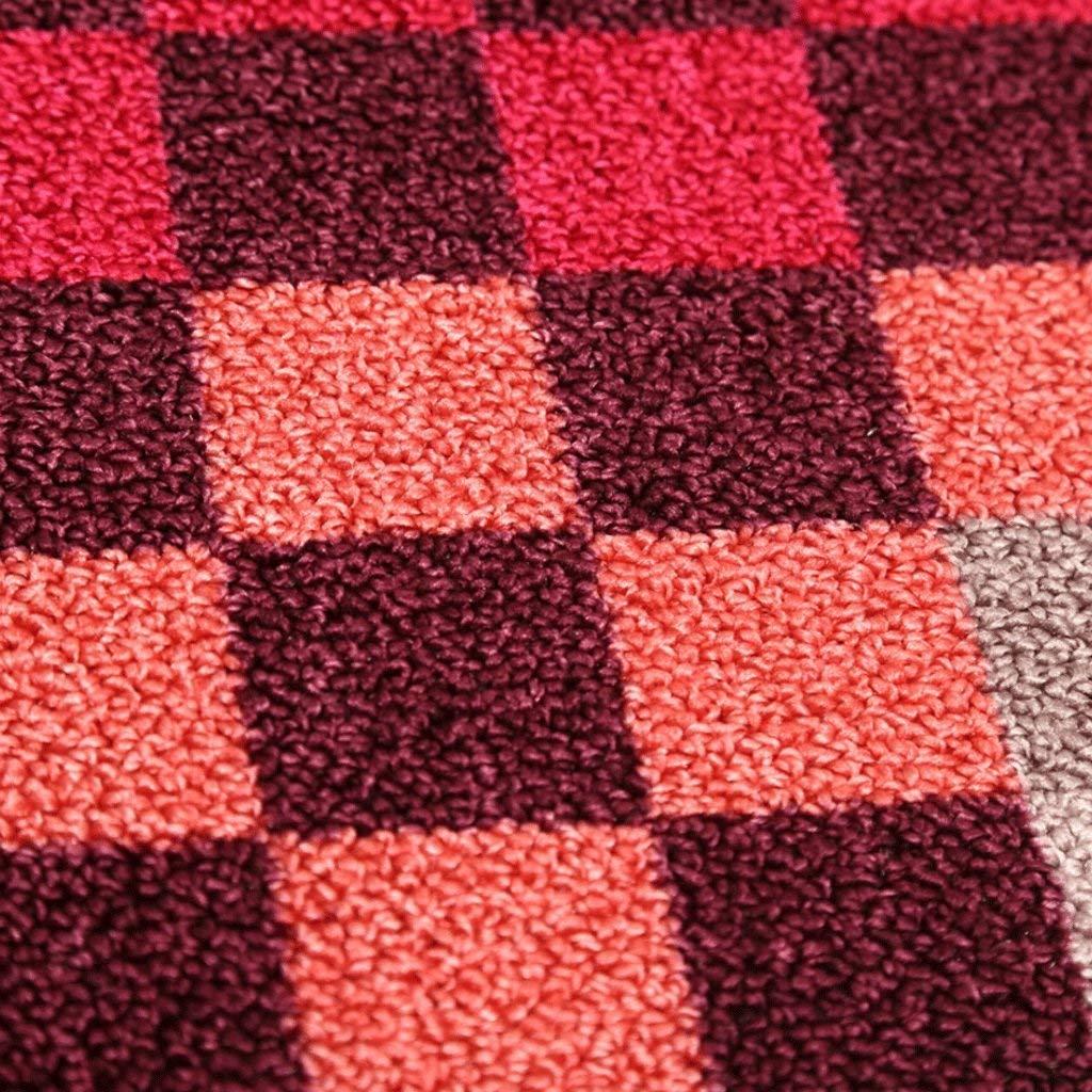 MingXinJia Anti-Rutsch-Teppich Matten Bodenmatte Home Familie Indoor Outdoor Outdoor Outdoor Küche Streifen geometrische Moderne Matten Wasserdichte Matten Fußmatten Bad Matten Anti-Slip-Saug-Pad B07L1RTT9Y Duschmatten 5660ef