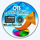 QTS Numeracy Skills Test: audio-visual WINDOWS CD for all 4 Practice Tests 2016-2017