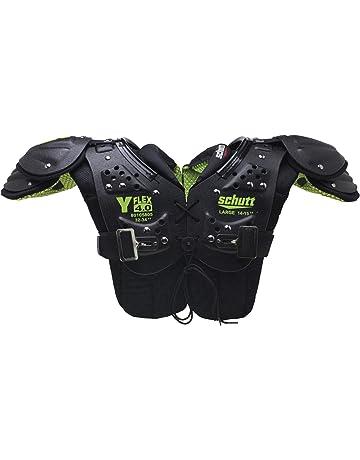 9f48eb2812d Schutt Sports Y-Flex 4.0 All-Purpose Youth Football Shoulder Pads