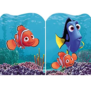 Amazon.com : Disney/Pixar Finding Nemo Wall Art : Nursery Wall Decor ...