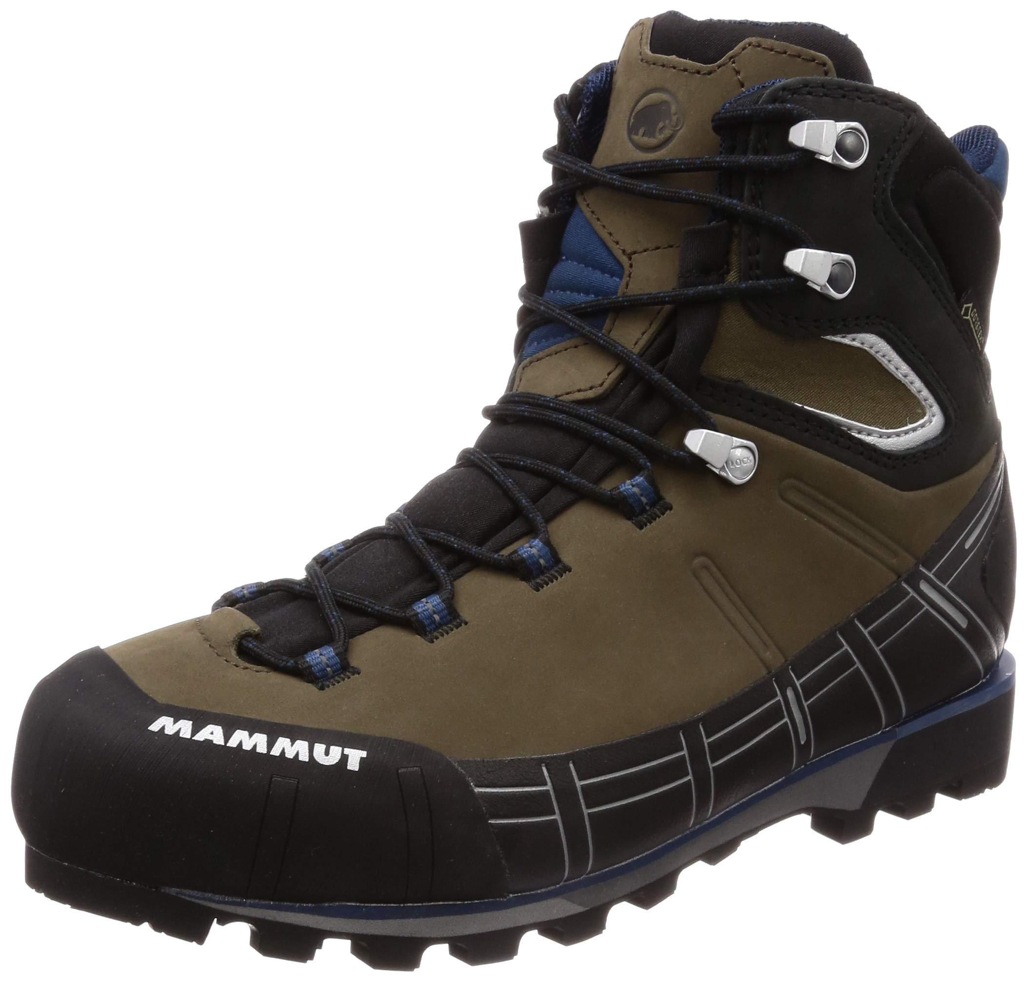 Mammut Kento High GTX Backpacking Boot - Men's Bark/Black, 8.5 by Mammut