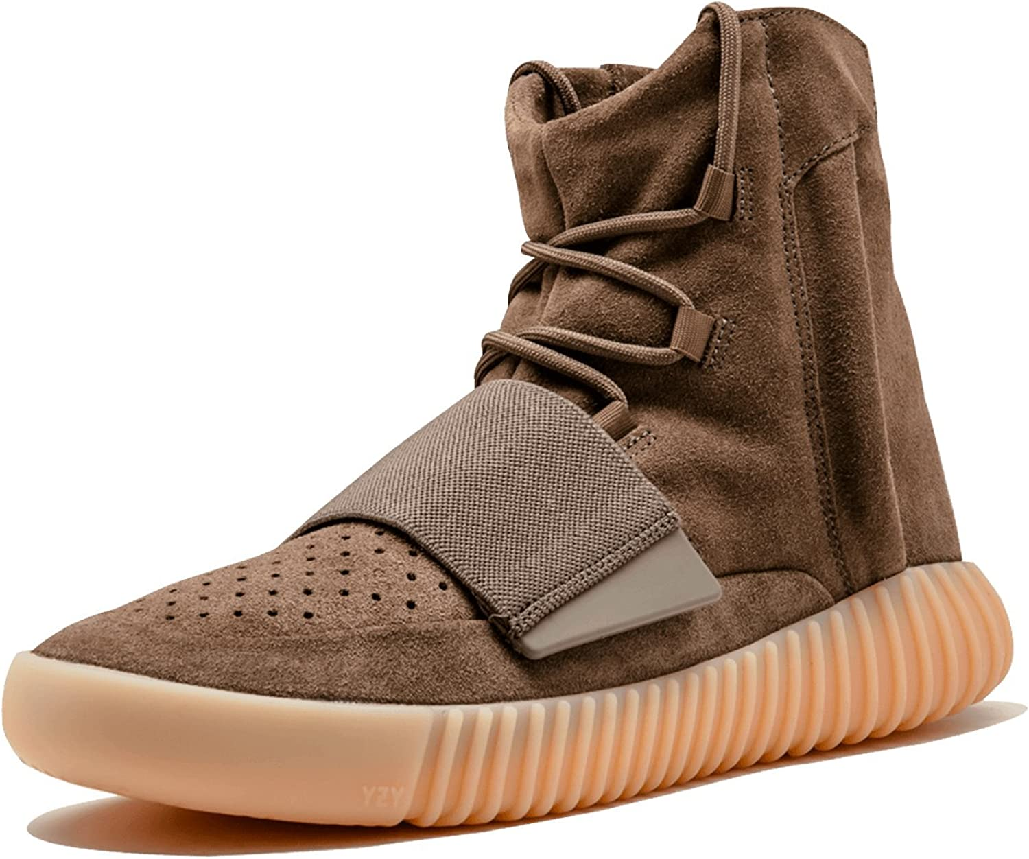 estrecho forma Escudero  Amazon.com | adidas Yeezy Boost 750 - BY2456 | Road Running