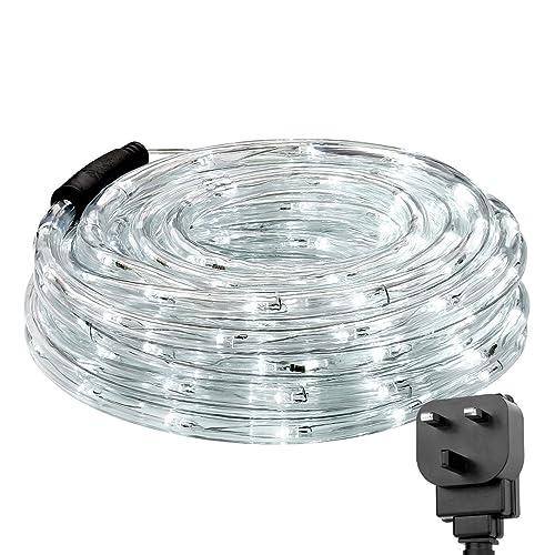 10m rope light. Black Bedroom Furniture Sets. Home Design Ideas