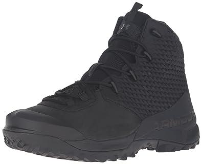 Under Armour Men's Infil Hike Gore-TEX, Black/Black/Black, 10