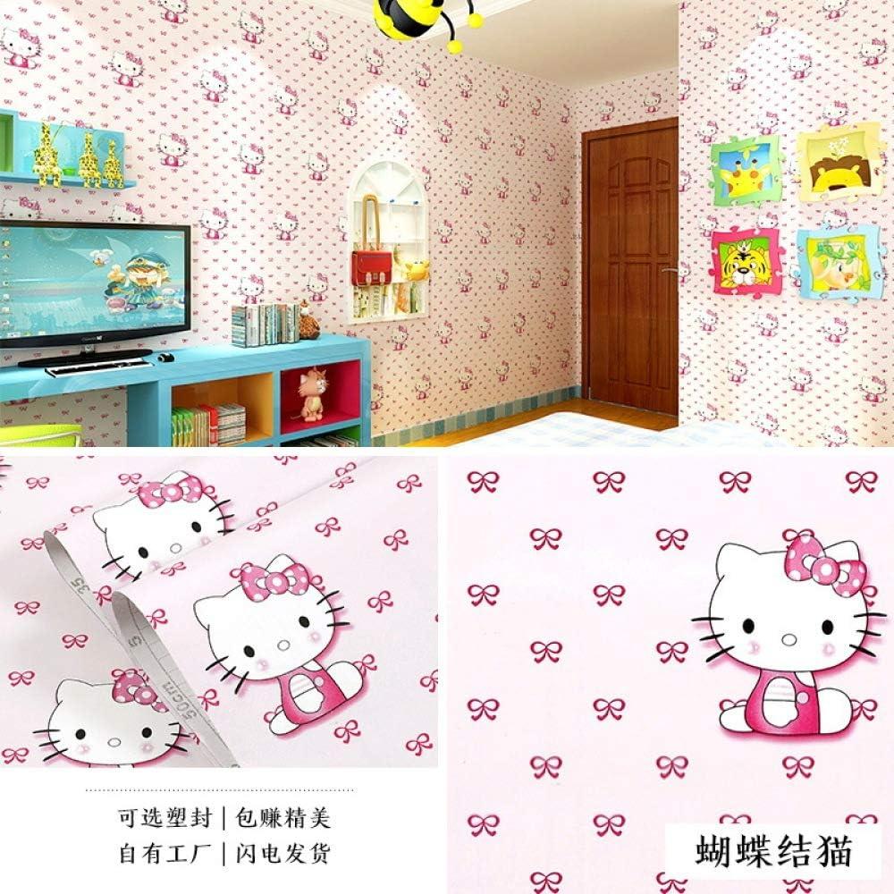 Dormitorio de Papel Tapiz de PVC Sala de Estar de los niños ...