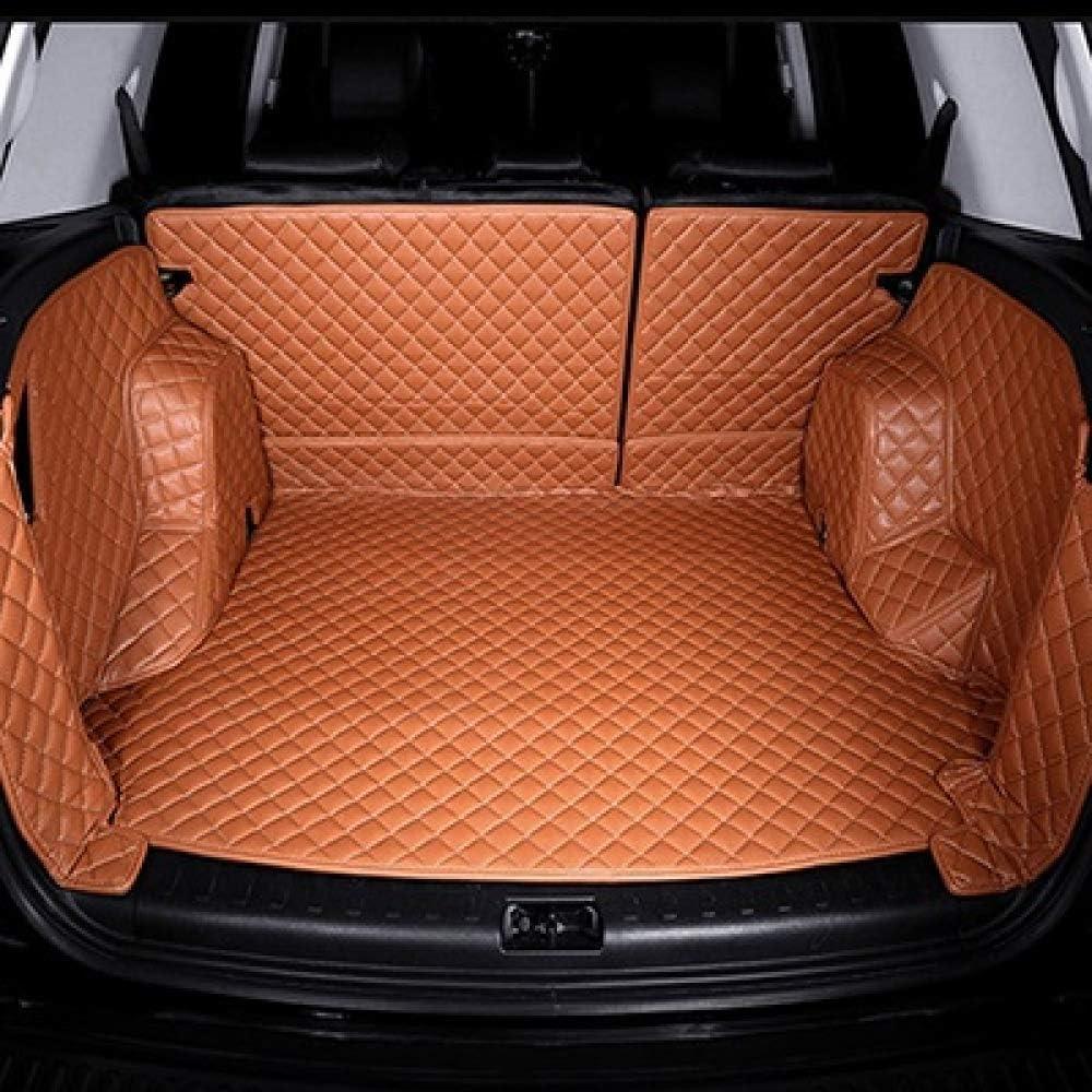 Tous les mod/èles Cayenne Panamera Macan 911 tapis de coffre de voiture sp/éciale voiture accessoires tapis auto style de voiture personnalis/ée Cargo Liner c Tapis de coffre de la voiture for Porsche