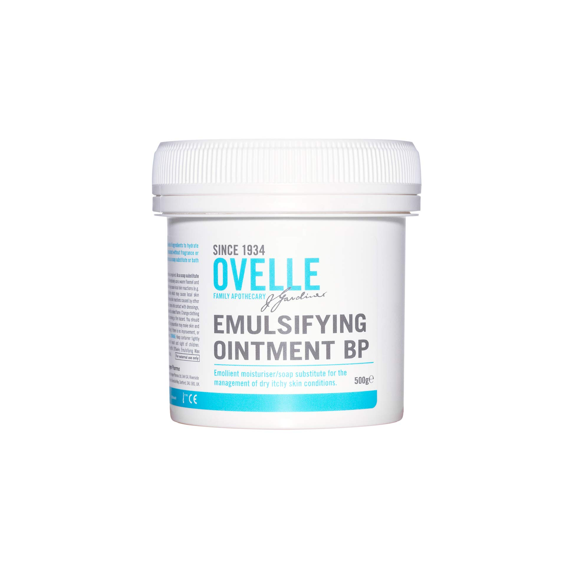Emulsifying Ointment 500g Different Brands Packaging May Vary