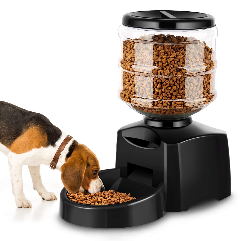 Comedero automático para perros Amzdeal