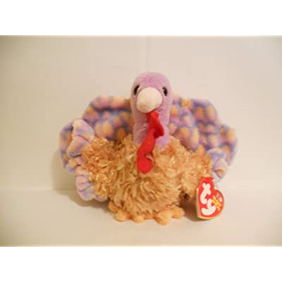 TY Beanie Baby - TOMMY the Turkey: Toys & Games