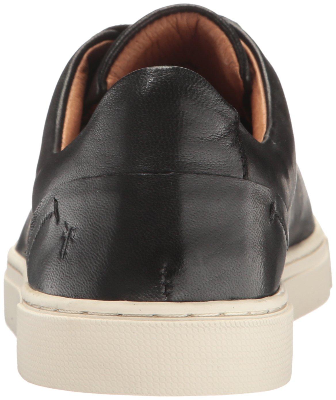 FRYE Women's Ivy Low Lace B(M) Fashion Sneaker B01H4XAZMS 8.5 B(M) Lace US Black 038959