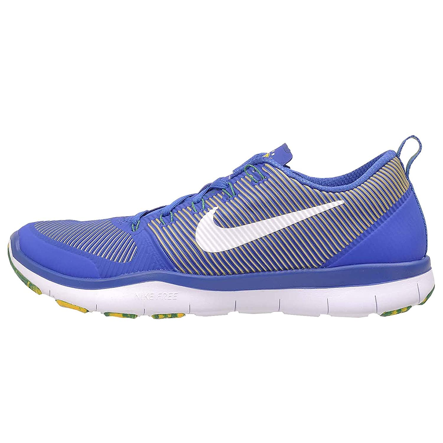 514b0e92301257 Nike Free Train Versatility Amp Training Shoe  Game Royal  (9)  Buy Online  at Low Prices in India - Amazon.in