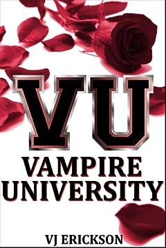 Vampire University (Book One in the Vampire University Series)