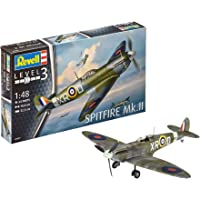 Revell Spitfire MK.II, Kit de Modelo, Escala 1:48