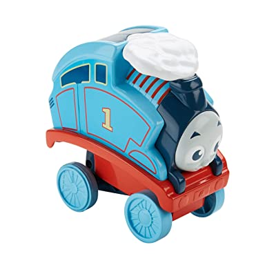 Thomas & Friends Fisher-Price My First, Fun Flip Thomas Train: Toys & Games