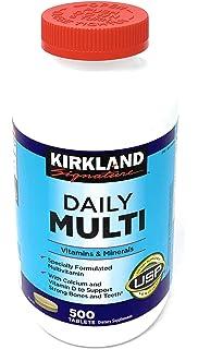 Amazon com: Kirkland Signature Daily Multi Vitamins & Minerals